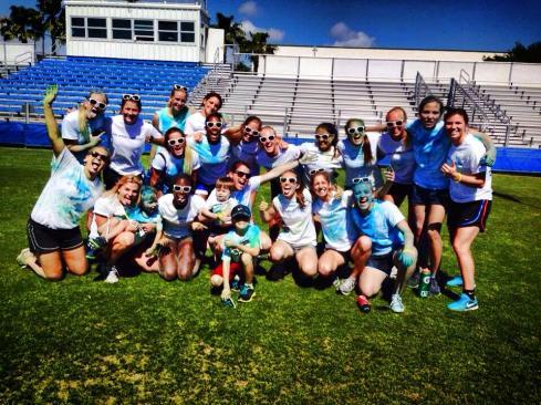 CMK14 Ladys Soccer Team